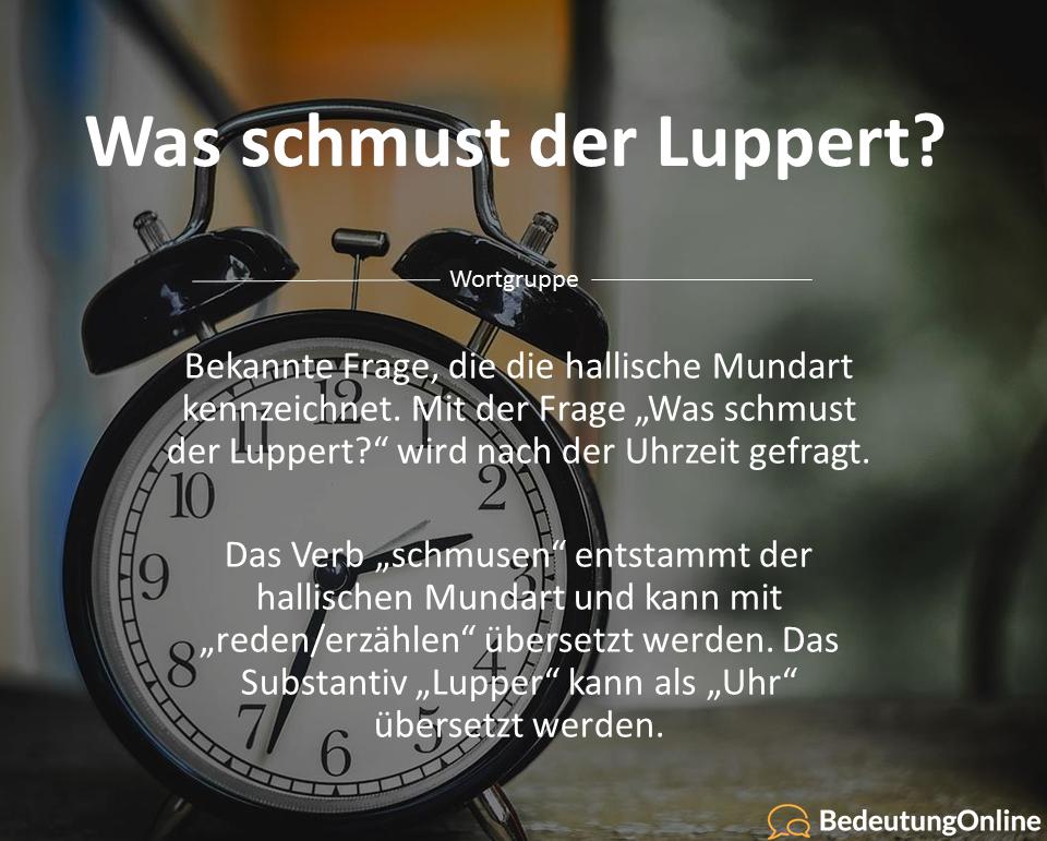 was-schmust-der-luppert_