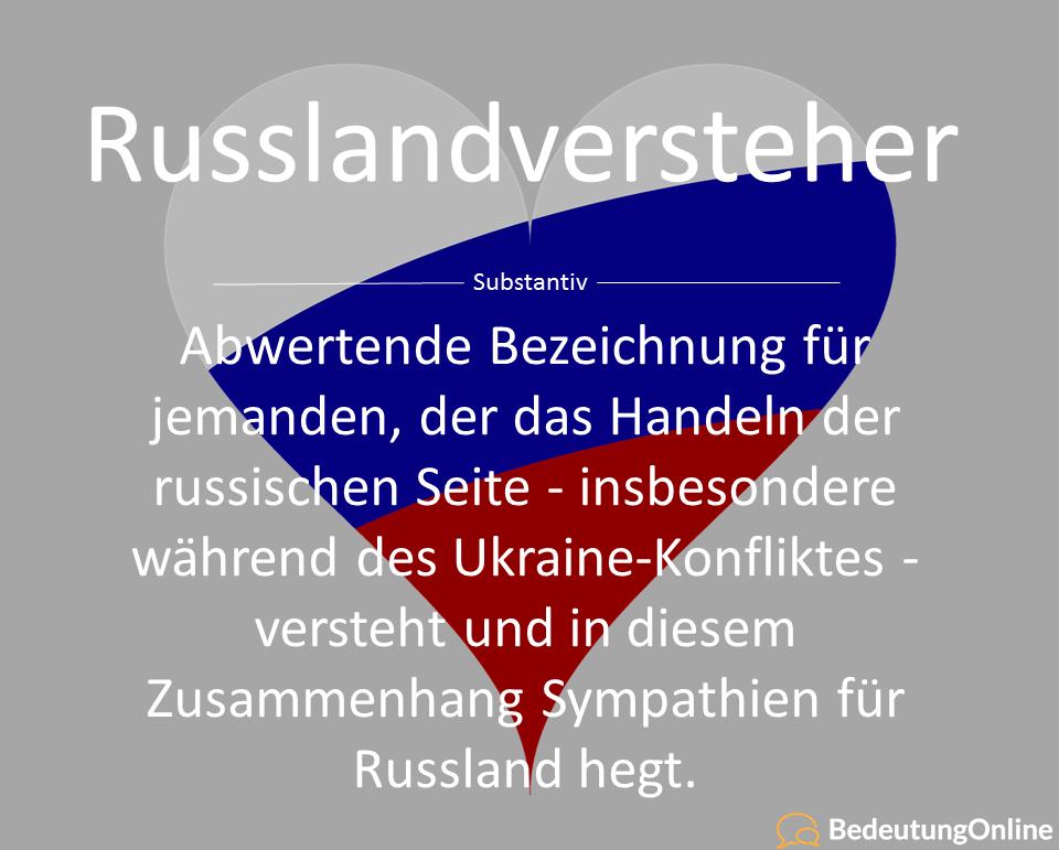 Russlandversteher