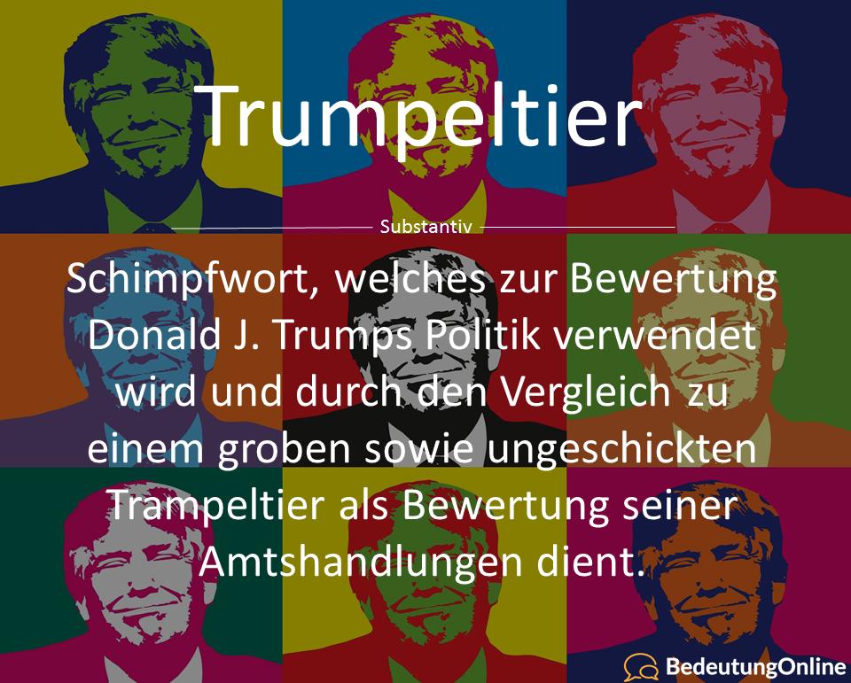 Trumpeltier