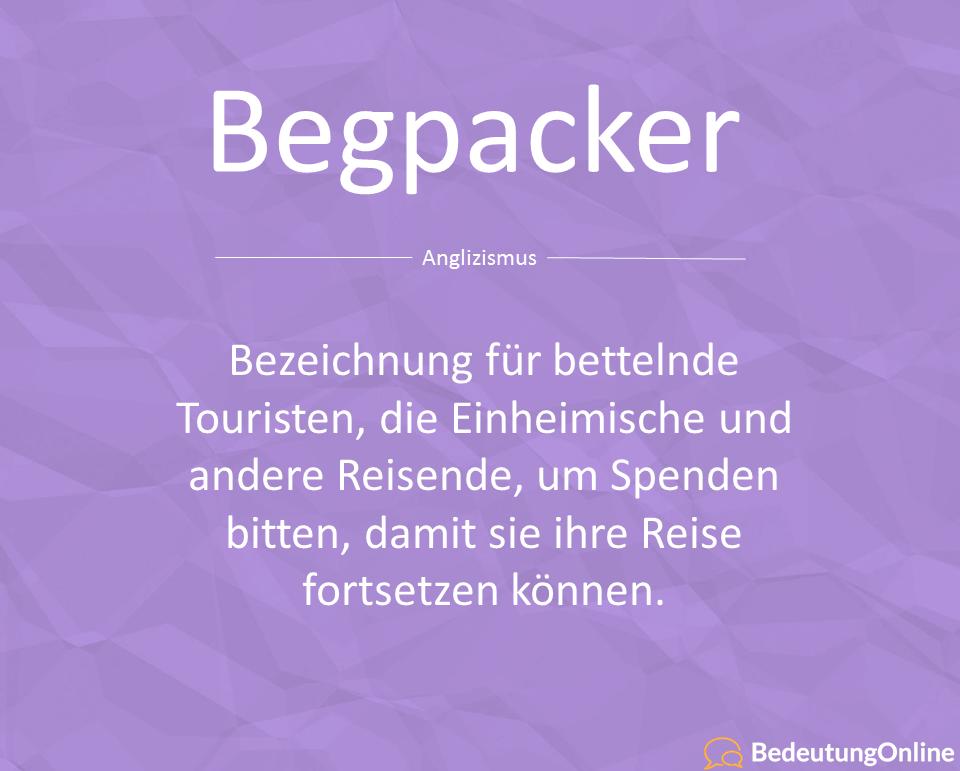 Begpacker
