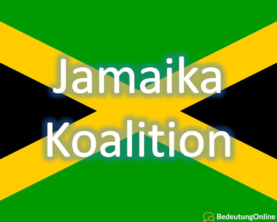 Jamaika Koalition