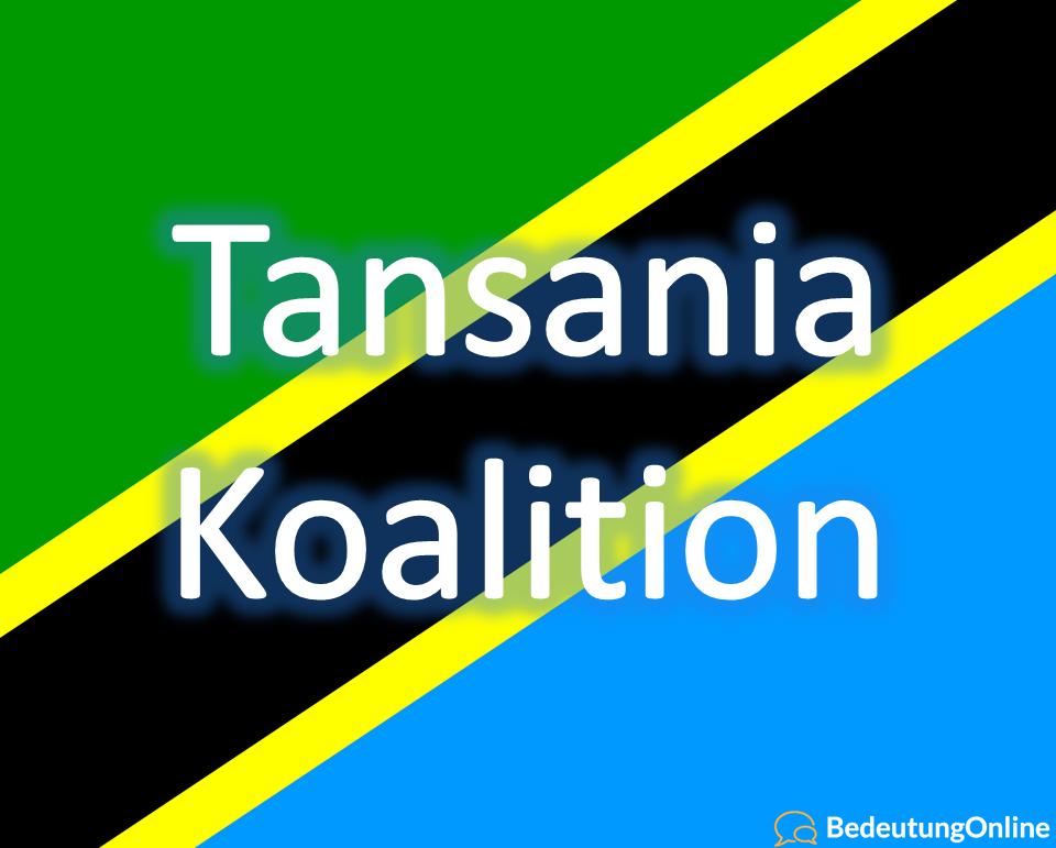 Tansania Koalition