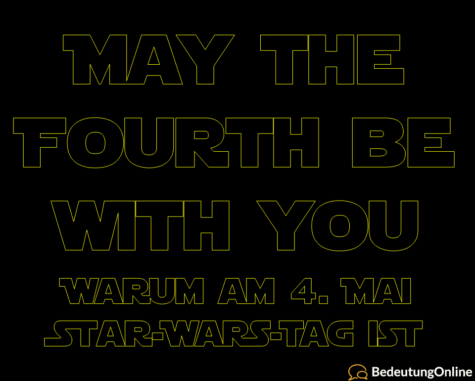 Star Wars Tag – May the Fourth be with you
