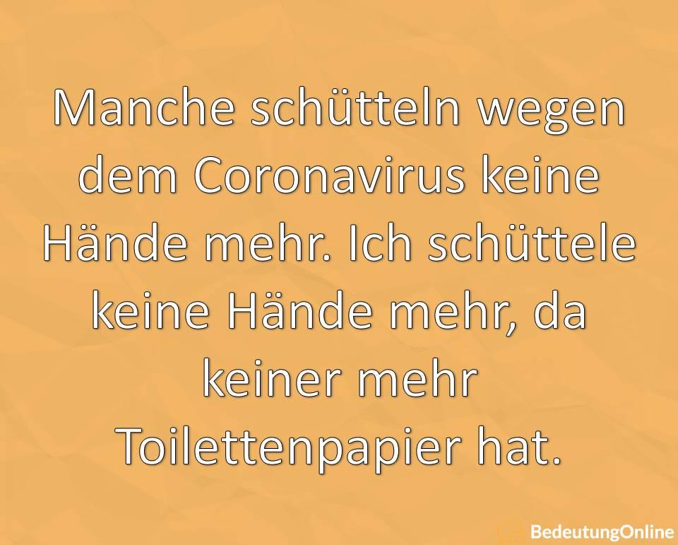 Lustige Bilder Coronavirus
