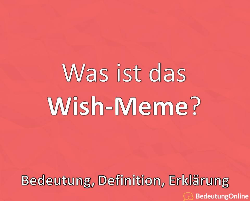"""""""Wenn man … auf Wish bestellt""""-Meme, Bedeutung erklärt"""