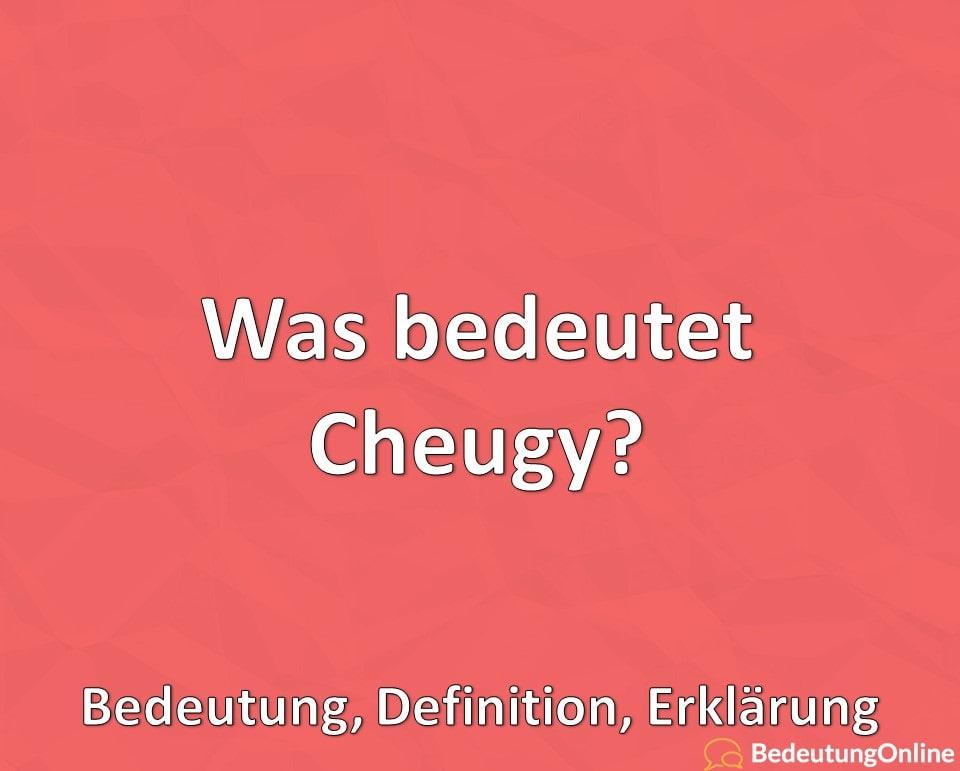 Was bedeutet Cheugy? Bedeutung, Definition, Erklärung, TikTok